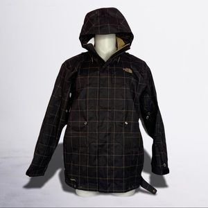 North Face Cryptic Jacket RECCO Avalanche System